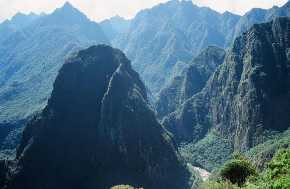 Der Inkatrail nach Machu Picchu ist anstrengend, aber alle Mühen wert!