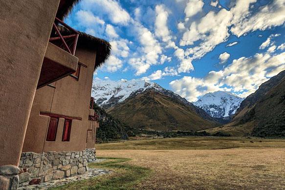 Salkantay Trek: Wandern von Lodge zu Lodge in Peru