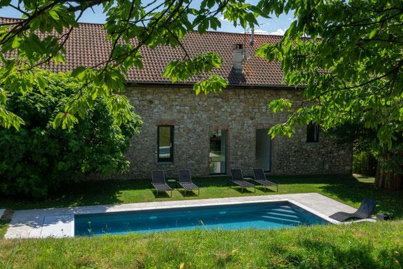 maison d'hôte en Isère