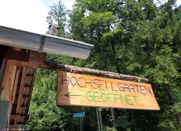 Hochseilgarten in Pyhrn-Priel