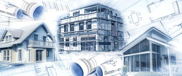 Bauprojekt Entwicklung