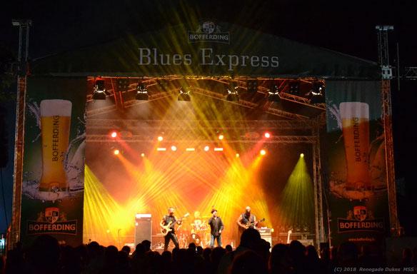 Blues Express 2018