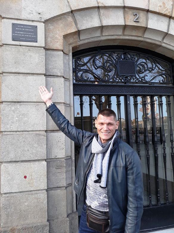 Дом Мигеля Сервантеса в Барселоне