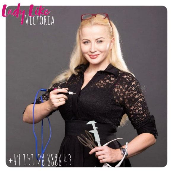 LadyLileVictoria Studio für Permanent Make-up und Microblading Essen