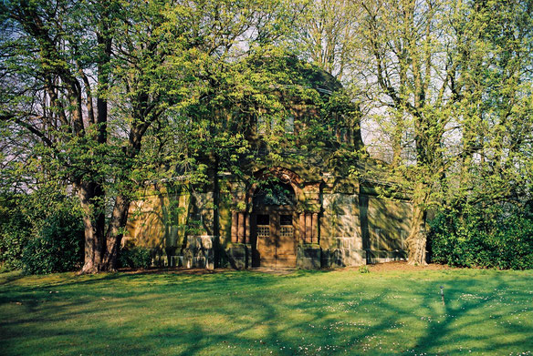 Erbrecht und Vermögensnachfolge: Friedhof Hamburg/Ohlsdorf