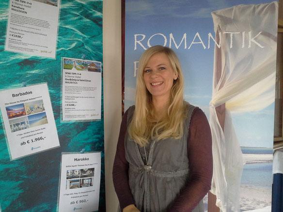 """Hochzeitsreiseexpertin Melanie Mohi von Mohi Travel (Solamento Reiseagentur mit der Marke """"flitter&fly"""")"""