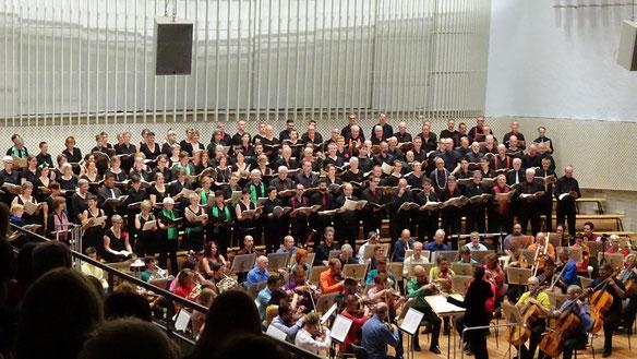 concentus alius, Christiane Silber, Orchestertreff 2015, Jochen Kappeller, Sinfonieorchester