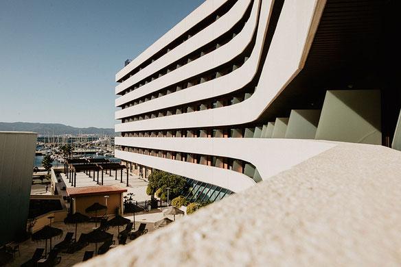 Unser Hotel in La Linea de la Concepcion