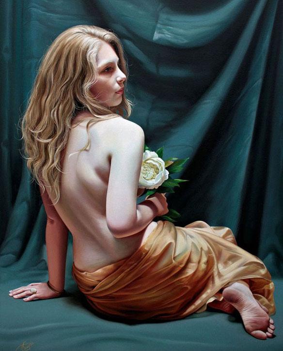 лучшие живописные картины Christiane Vleugels