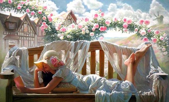 лучшие живописные картины Андрей Беличенко