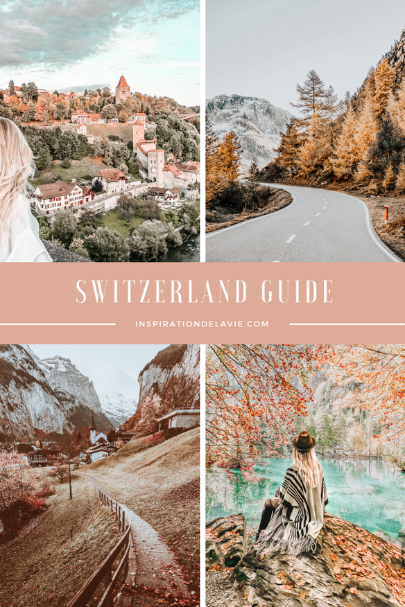 Explore Switzerland and get some inspiration for Montreux, Bern, Fribourg and Zurich. Get to know the best places and things to do, with tips, photos and travel information about Switzerland. #inspirationdelavie #switzerland #travelguide #traveltips