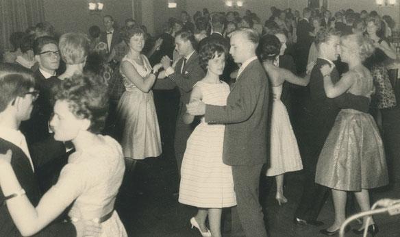 Schlussball Tanzschule Estinghausen