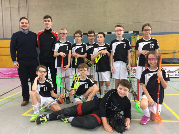 Floorball Mainz ist der geilste Verein der Welt!