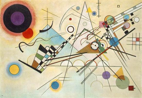 fiche artiste kandinsky composition 8