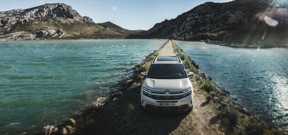 DER KOMFORTABELSTE UND VIELSEITIGSTE SUV SEINES SEGMENTS - der neue Citroën C5 Aircross