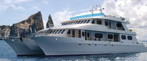 Galápagos Kreuzfahrten zu den interessantesten Plätzen mit ECUADORline