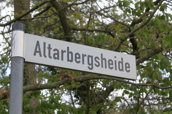 Altarbergsheide, Altarbergsheidjer