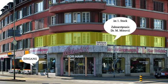 Im 1. Stock, Zürcherstrasse 44, 8953 Dietikon