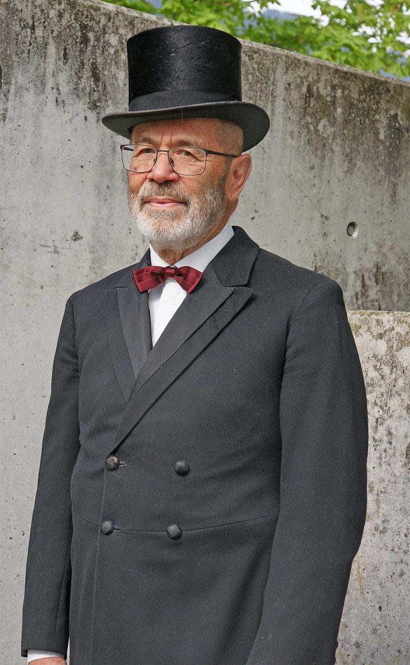 Heiner Staub, Fritz Meister