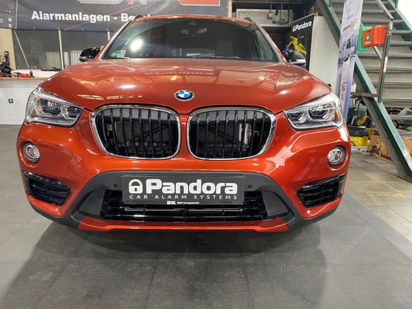 Auto Alarmanlage Pandora Smart pro V3
