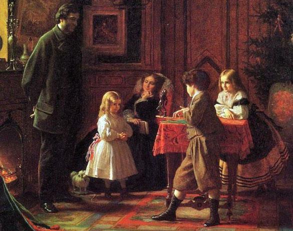 La familia no es para la sociedad; la sociedad es para la familia