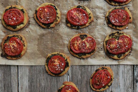 Tomaten Cookies