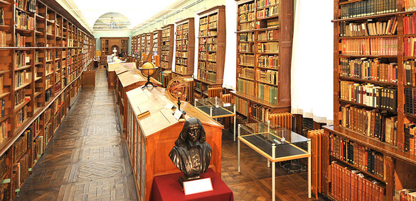 Bibliothèque royale du Prytanée de La Flèche