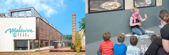Le musée Malicorne Espace Faïence.