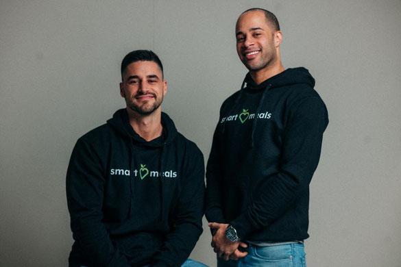 Smart Meals Gründerteam Daniel Huber & Gökhan Gül