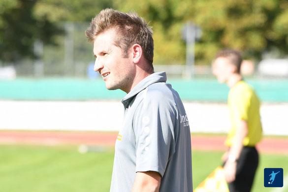 Trainer Ben Penzkofer