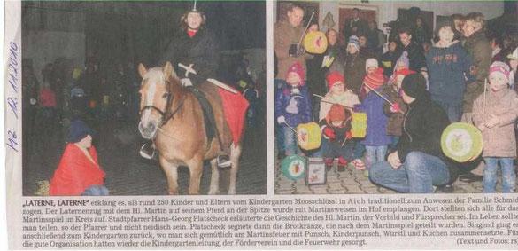 Moosburger Zeitung 12.11.2010