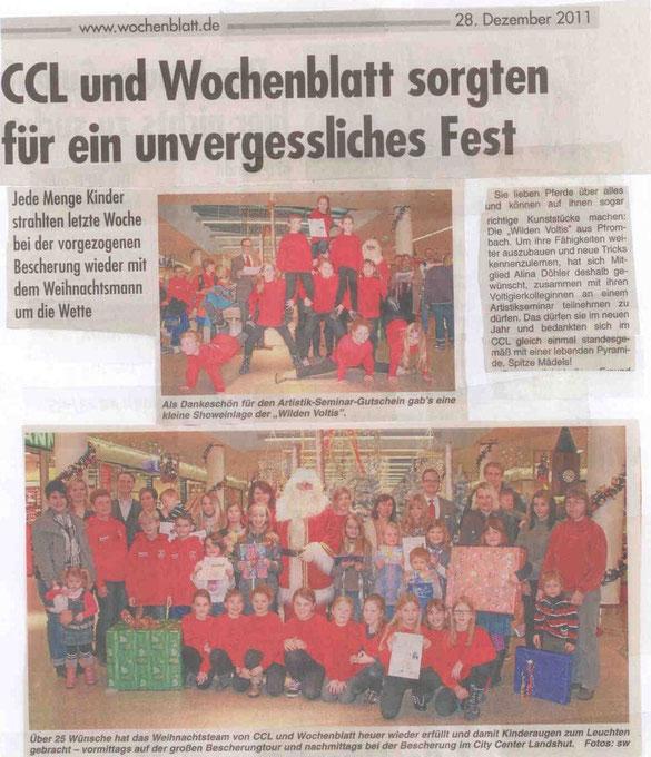 Wochenblatt 28.12.2011