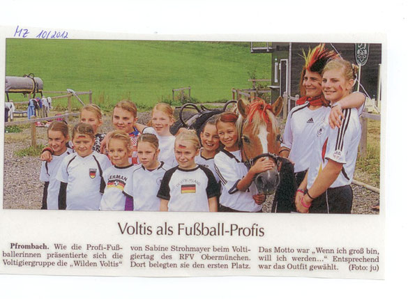 Moosburger Zeitung Oktober 2012