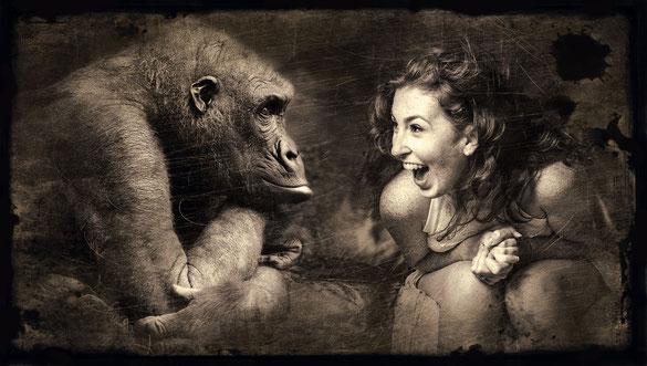 Hoe dierlijk is de mens? Welke eigenschappen hebben wij van het dierenrijk?