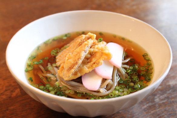 大麦うどん recipe by 幾田淳子