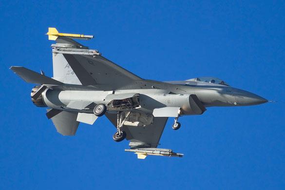 F-16 #88-0444 - USAF 510 FS 'AV' F-16C Block 40C  (Fabrizio Berni)