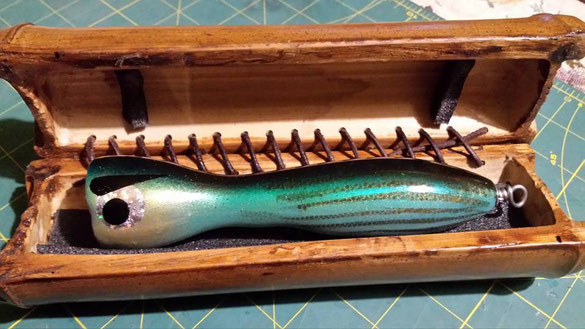 Project HandMade Lures  Think Different
