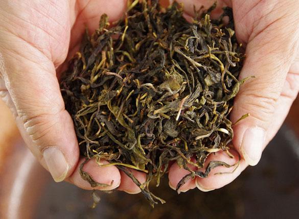 熊野の番茶は良い茶葉を使います