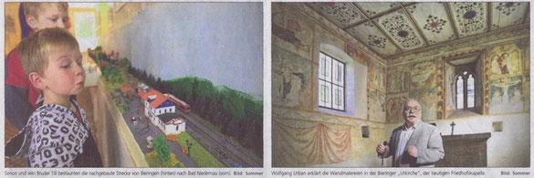 Schwäbisches Tagblatt vom 01.10.2013