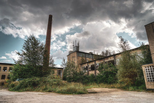 Abandoned Industrial Bakery in the Northeast of Germany