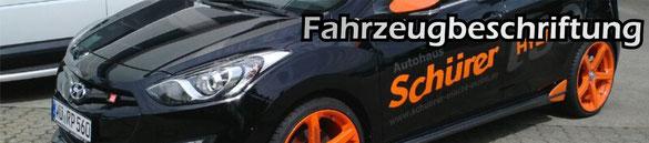 Fahrzeugbeschriftung-Nerone-Würzburg