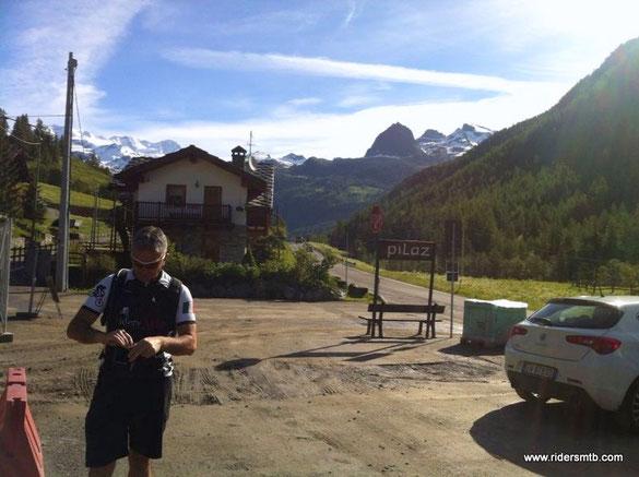 ultimi accorgimenti prima della cavalcata in alta montagna che da inizio alla stagione estiva del 2014