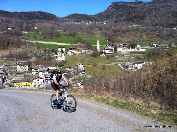 approfittiamo della strepitosa giornata di sole per ritrovare la tanto amata valle d'Aosta