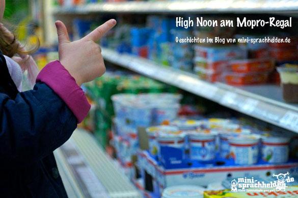 Das Duell um den schillerndsten Joghurt am Molkereiprodukte-Regal