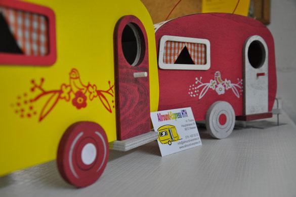 Allround-Express Symbolbild Wohnwagen