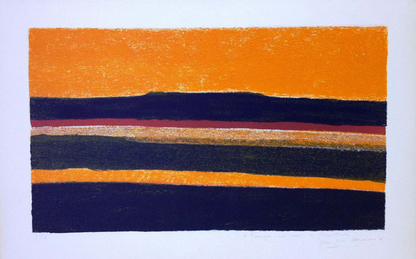 lithographie 1971
