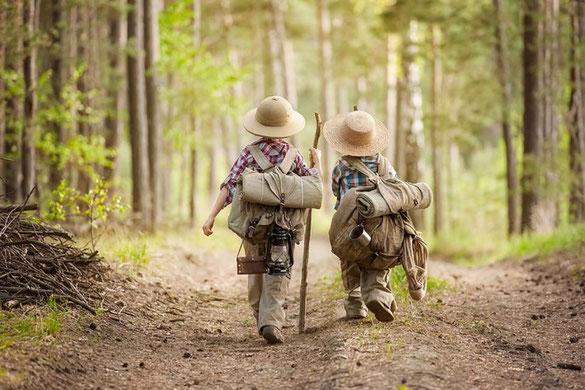 Kinderbetreuung Natur Kinderkrippe