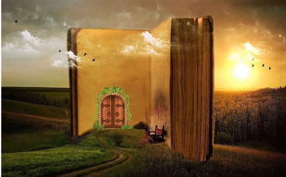 Entrez par la porte étroite! En effet, large est la porte, spacieux le chemin menant à la perdition, et il y en a beaucoup qui entrent par là, mais étroite est la porte, resserré le chemin menant à la vie, et il y en a peu qui les trouvent. Jésus-Christ.