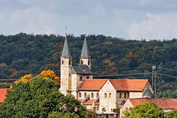 Gotische Klosterkirche in Mönchenlohra