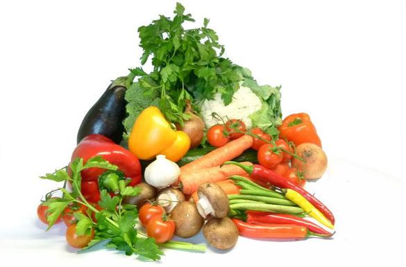 Voraussetzung für eine gesunde Ernährung: Saubere Lebensmittel ohne Schadtoffe